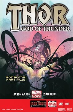 Comic Book Review: Thor: God of Thunder #8