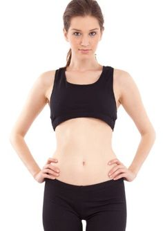 cad452e1d3a6f Ladies Black Cotton Spandex Classic Comfort Racer back Sports Bra   To view  further for this item