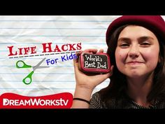 Just for Dad Gift Hacks I LIFE HACKS FOR KIDS - YouTube