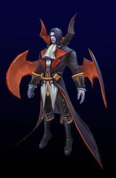 ArtStation - Dracula, mina kim
