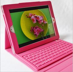 2014 Top Direct Selling Waterproof Shockproof Anti-dust Do Promotion! Free Shipping! Silicone Bluetooth Keyboard for Ipad2/3/4