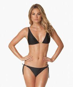 Basic Black Bikini