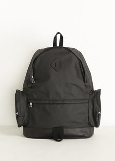 A.P.C. Craig Backpack (Black)