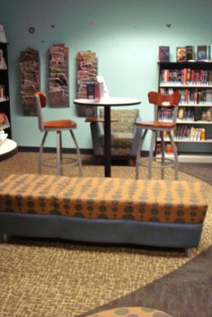 Seating, Teen Area Columbus Metropolitan Library | by informationgoddess29 The Expanse, Teen, Couch, Furniture, Ideas, Home Decor, Homemade Home Decor, Sofa, Couches