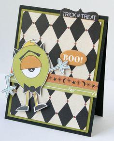 Boo card