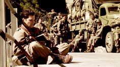 Eion Bailey, Band Of Brothers, Ww2, World War, Tv Series, Actors, Films, Movies, Cinema