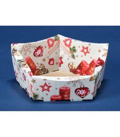 Kosz prezentowy świąteczny kmw 26 - Opakowania kartonowe, producent
