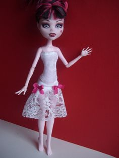 Handmade Clothes for Monster High Doll by MonstaFashion on Etsy, €6.55