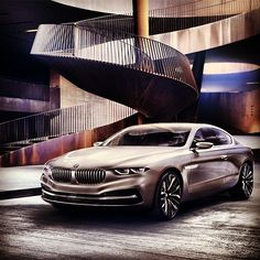 2013 BMW Pininfarina Gran Lusso Coupe  good gawd i want that!