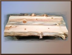 Blue Pine Kitchen Table by Huckaba Custom Design