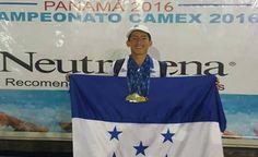 Honduras: Bañados de medallas regresaron nadadores  http://www.latribuna.hn/2016/06/14/banados-medallas-regresaron-nadadores/
