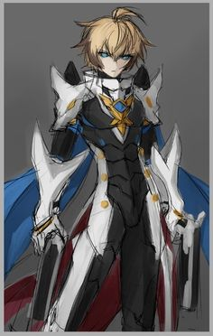 Dibujarte toda esta wea debe ser bien duro Fantasy Character Design, Character Concept, Character Art, Concept Art, Sci Fi Anime, Manga Anime, Anime Art, Anime Demon Boy, Anime Guys
