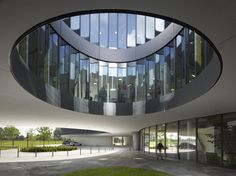 ESO Headquarters Extension / Auer Weber Architect / Germany / 2013 Roland Halbe Photograph