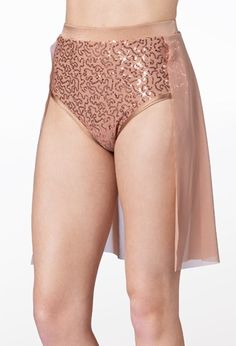 Weissman® Lyrical Costumes, Elegant Dresses, Leotards, Lace Shorts, Polyester Spandex, Perfect Fit, Competition, Sequins, Mesh