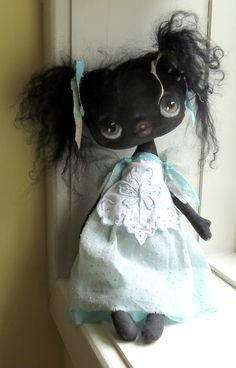 Emma sweet cloth doll