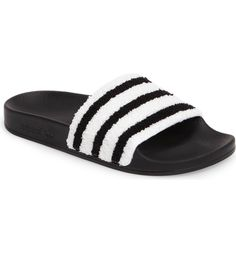 Main Image - adidas Adilette Slide Sandal (Women)