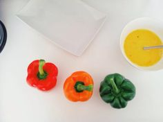 Peppers Thai Red Curry, Plastic Cutting Board, Stuffed Peppers, Ethnic Recipes, Instagram, Food, Stuffed Pepper, Essen, Meals