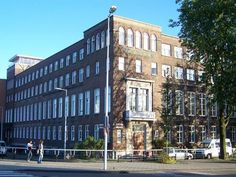 Amsterdam YWAM, Seaman's House. We lived in this building while we served with YWAM.