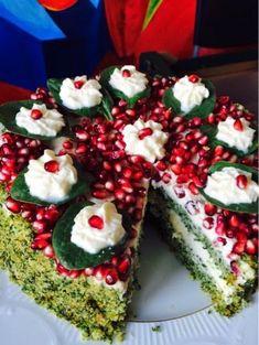 Z okazji dnia św. Patryka czyli dnia Irlandii czyli zielonego dnia,przedstawiam Wam zielone śliczne i smaczne ciasto. Ciasto wykonała moja s...