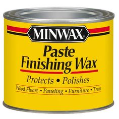 Shop Minwax  Paste Finishing Wax at Lowe's Canada. Find our selection of finishes & sealers at the lowest price guaranteed with price match.