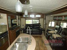 New 2016 Forest River RV Wildwood Heritage Glen 272RLIS Travel Trailer at General RV | Orange Park, FL | #130822