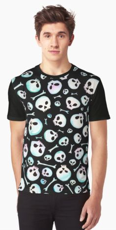 spooky graveyard pastel goth Graphic TShirt is part of Clothes Hipster Pastel Goth - Graphic TShirt Kids Outfits, Cool Outfits, Summer Outfits, Summer Clothes, Goth Guys, Pastel Fashion, Pretty Pastel, Looks Cool, Pastel Goth
