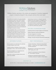 Business Card & Document Design by Sarah Esgro, via Behance