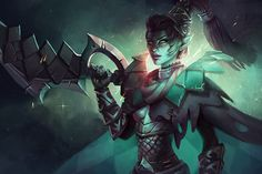 NEW GIVEAWAY! -- Dame de Carreau #phantomassassin #dota2g