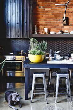 Budget-friendly ways to makeover your kitchen. Styling by Rachel Vigor. Photography by Derek Swalwell.