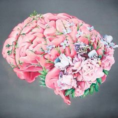 Brain - Floral Anatomy