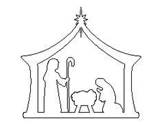 Nativity Pattern