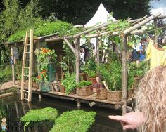 Urban Gardens At The RHS Tatton Park Show | @TheEcoMuslim
