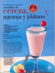 Archivo de álbumes Healthy Snacks, Healthy Recipes, Easy Smoothies, Holiday Drinks, How Sweet Eats, Natural Medicine, Soul Food, Food To Make, Food And Drink