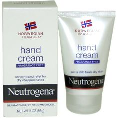 Neutrogena Norwegian Formula Hand Cream  Fragrance-Free  2 Ounce (Pack of 2):   Looks like some good stuff ;) Now where to buy