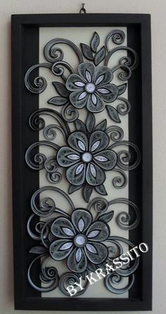 #papercraft #quilling Very Pretty