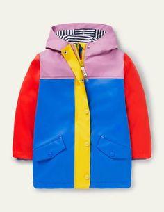 Yellow Wellies, Rain Mac, Boden Uk, Smart Girls, Types Of Girls, Sherpa Lined, Waterproof Fabric, Mini Me, Kids Fashion