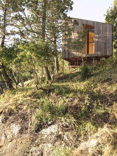 Galería - Sauna en Lago Ranco / Panorama Arquitectos - 7