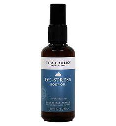 Tisserand De-Stress Body Massage Oil (100ml) 32 Advantage card points. De-StressBody Massage Oil (100ml) FREE Delivery on orders over 45 GBP. (Barcode EAN=5017402014462) http://www.MightGet.com/april-2017-1/tisserand-de-stress-body-massage-oil-100ml-.asp