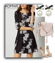 """""""1/4 romwe"""" by fatimka-becirovic ❤ liked on Polyvore"""