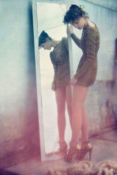 ph :: Stefan Giftthalerh Love the photo treatment