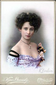 https://flic.kr/p/X1Zu7D | Anna Pavlova 1905-1910