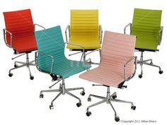 Very cool office chairs!