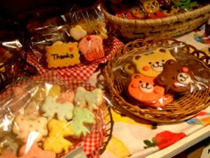 Cookies from Baby King Kitchen #kawaii #sweets #Japanese