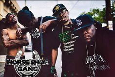 "HORSESHOE GANG ""POVERTY SLOGANS""  #B2HH #Rap #HipHop #Urban #Music"