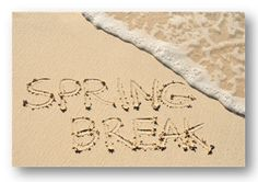 have a great spring break - Google Search