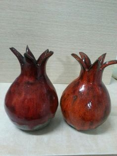 Ceramics pomegranate-galit maymon