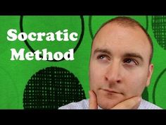 Brilliant YouTube Channel - How to do the Socratic Method - TeachLikeThis - YouTube