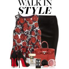 Add a great knee length coat and you are styled out
