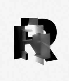 Geologic Typography: Design Observer