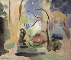 View May landscape by Ivon Hitchens on artnet. Browse upcoming and past auction lots by Ivon Hitchens. Landscape Art, Landscape Paintings, Contemporary Landscape, Art Paintings, Abstract Watercolor, Abstract Art, Op Art, Abstract Expressionism, Painting Inspiration